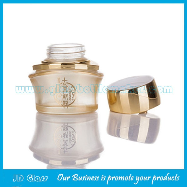 30ml,80ml,150ml Superior Quality Glass Lotion Bottles and 50g Glass Cosmetic Jars