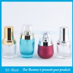 New Model High Quality Glass Essence Bottles With Droppers