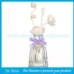 100ml Clear Aroma Glass Diffuser Bottle