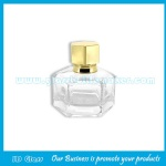 30ml Clear Perfume Spraying Glass Bottle With Sprayer