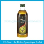 1000ml New Item Clear Olive Oil Glass Bottle