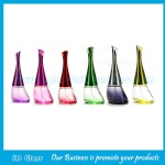 16ml Colored Perfume Spraying Glass Bottle With Sprayer