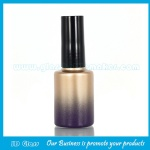 15ml Round Glass Nail Polish Bottle With Cap and Brush