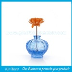 100ml Blue Empty Glass Diffuser Bottle